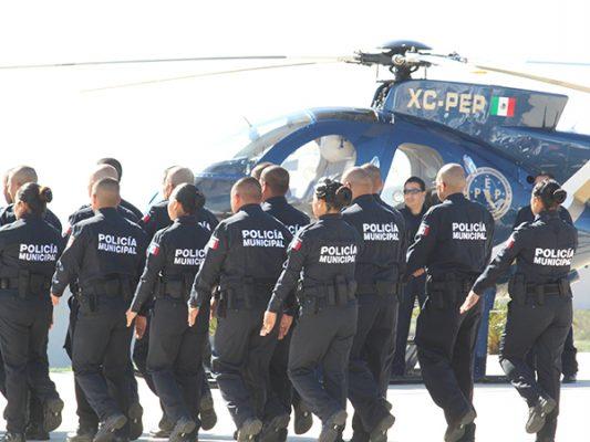 75%  de aspirantes a  policías, rechazados