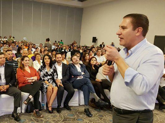 Sin coalición, al PAN no le alcanza para ganar: Moreno Valle