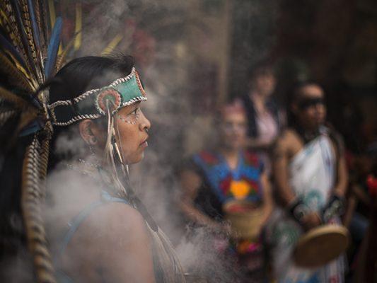 Indispensable, respetar los derechos de los indígenas