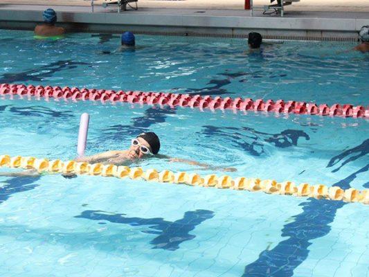 Invitan a nadar