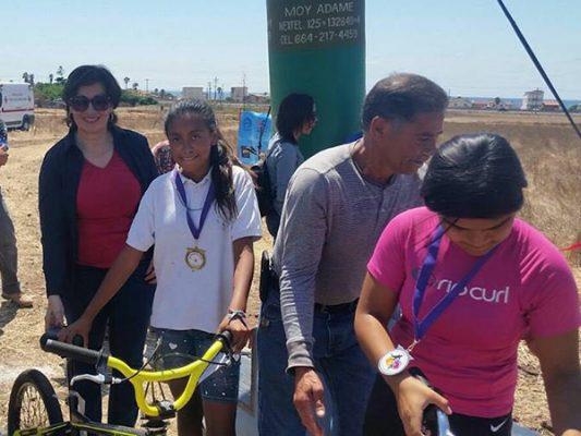 El Imder realizó el evento en el rancho Los Arbolitos