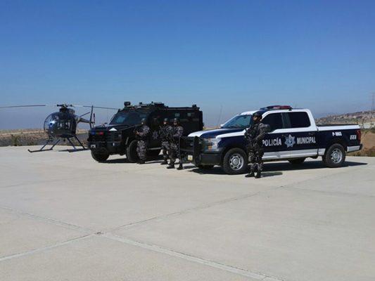 Para Tijuana y Mexicali 152 nuevos policías