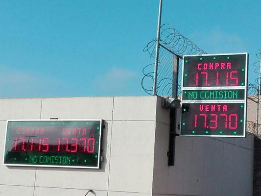 DÓLAR: Tipo de cambio en Tijuana 💰