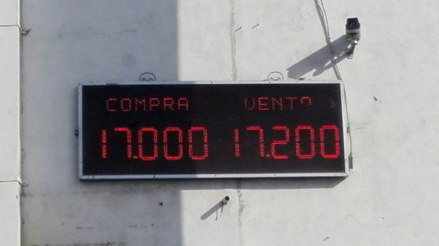 DÓLAR: Tipo de cambio en Tijuana