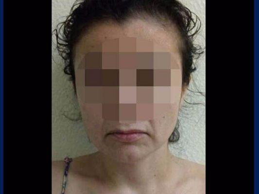 Policía arresta a madre de bebé golpeada