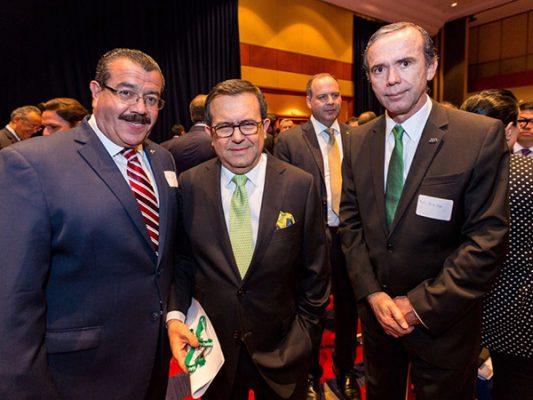 """Index Nacional en """"Cuarto de Junto"""" en negociación del TLCAN"""