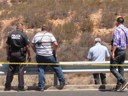 Matan a dos hombres en Ensenada