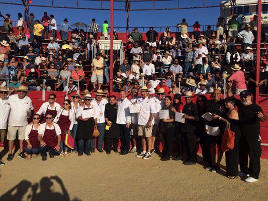 Exitosa Copa Master Paellero Tijuana 2017