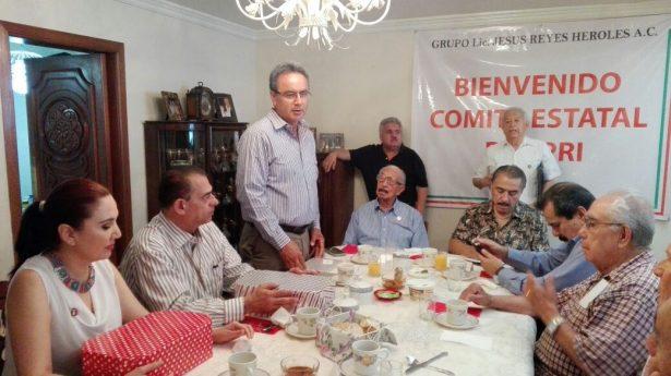 El PRI no expulsará a nadie: Rubalcaba