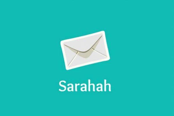 Sarahah, una nueva aplicación de mensajería anónima 📧