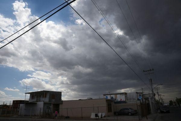 "Tormenta Tropical ""Jova"" eleva probabilidades de chubascos con tormentas en BC"