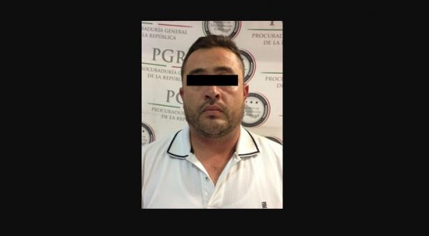 Detienen en Tijuana a líder del cártel de Los Arellano Félix