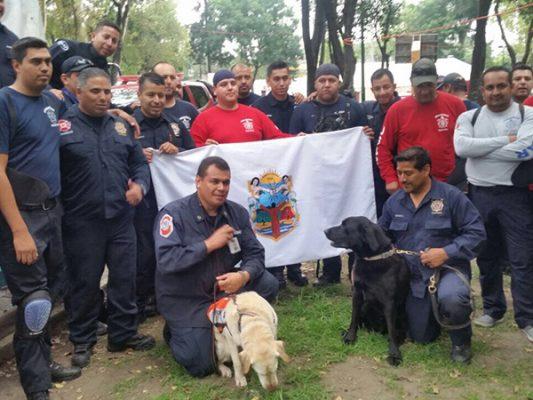 BC, solidario con los afectados en el centro del país