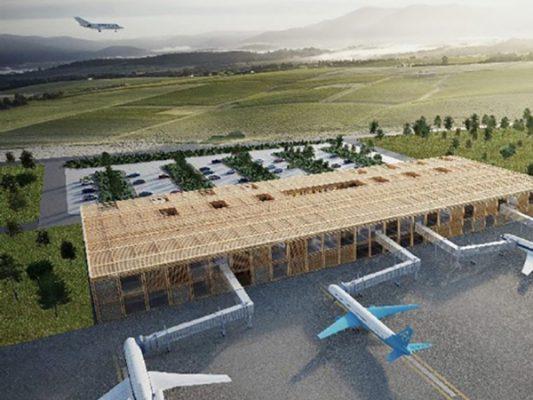 Gana empresa de BC obra de aeropuerto