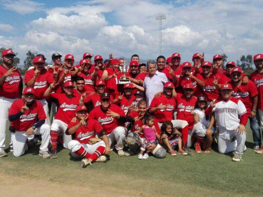 Irá BC a CDMX por cetro nacional de beisbol
