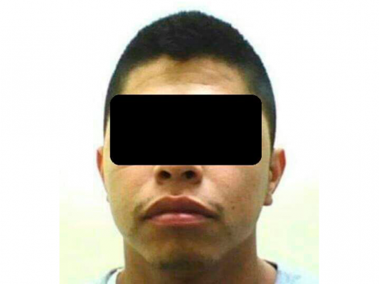 Revela SSPE antecedentes delictivos de presunto homicida de Luciano Rivera