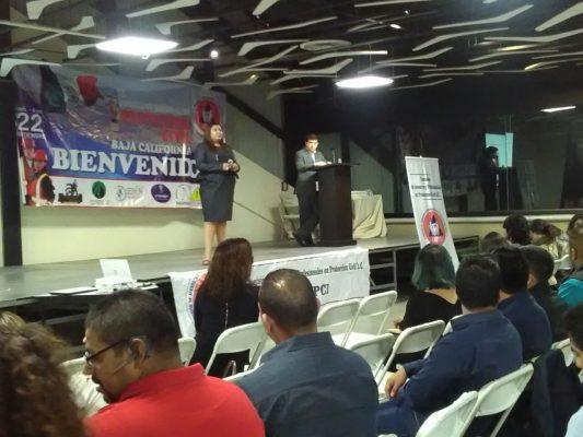 Realizan primer congreso de Protección Civil