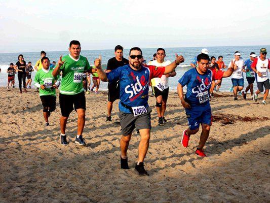 Esperan 3 mil corredores en La Presa