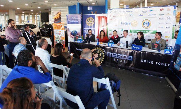 Realizará Club Rotario Tijuana 36va edición