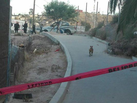 Hombre asesinado en un taxi libre