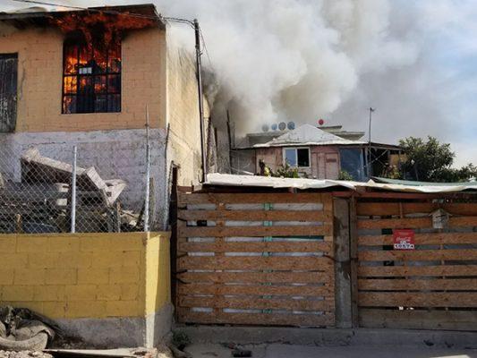 Atienden bomberos más de 40 servicios