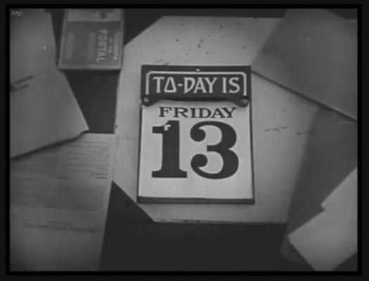 Viernes 13 y la 'mala suerte' de este día 😱