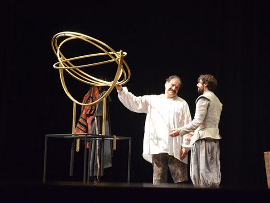 Cosío y De Tavira, dos científicos de la actuación