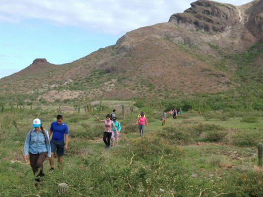 Montañistas sudcalifornianos preparan ascenso al Iztaccíhuatl