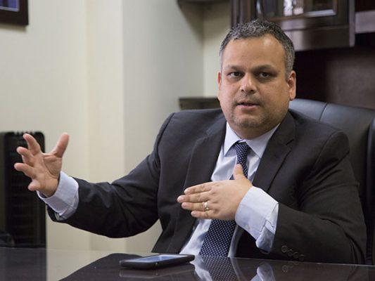El alcalde no ha aceptado  la comparecencia de Sotomayor