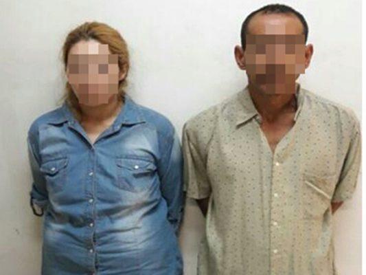 Detienen a dos, en cateo, por el delito de narcomenudeo