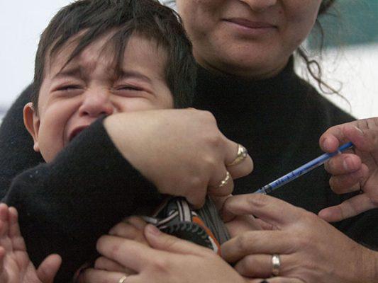 Solo 30% de los menores han sido vacunados: Salud
