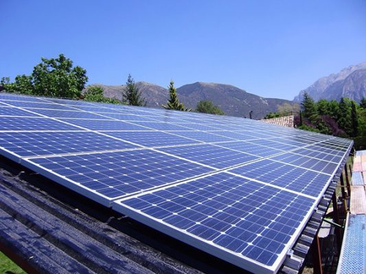 Instalarán  140 mil páneles solares en  La Rumorosa