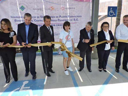 Planta fotovoltaica dará energía para Centro Oncológico