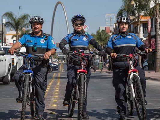Policletos combatirán los delitos en el Centro