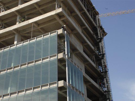 La moratoria para edificios será solo en ocho colonias