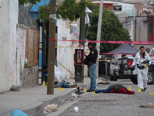 10 ejecutados más; sigue ola sangrienta