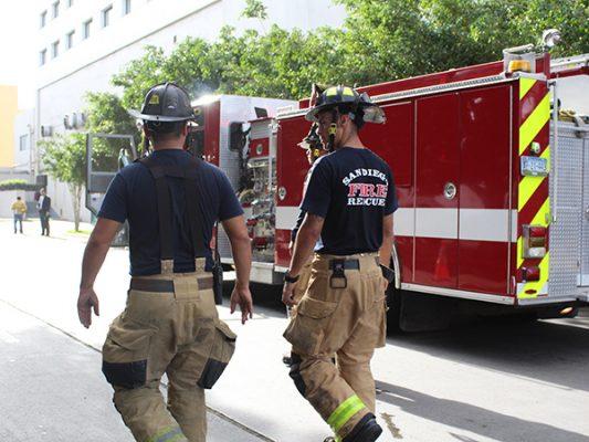 92%  aumentan servicios para los bomberos