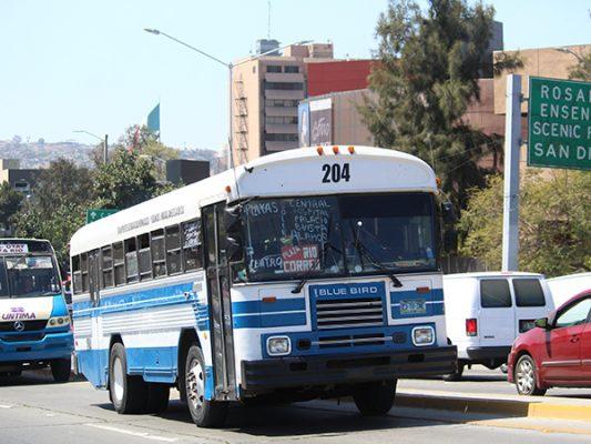 19 mil  denuncias contra unidades  de transporte