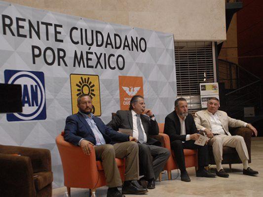 Frente ciudadano, contra neoliberalismo, pobreza y corrupción
