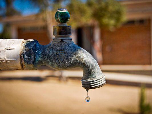 En 3 o 4 años la costa podría tener escasez de agua