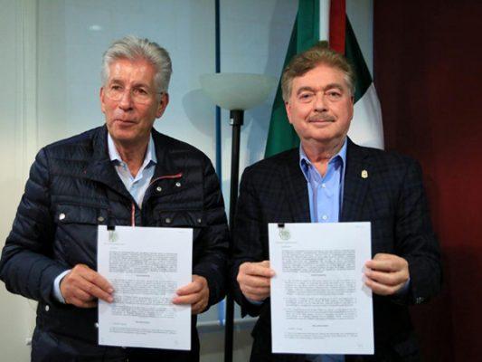 Inicará desarrollo del puerto El Sauzal tras convenio: Kiko