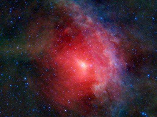 Descubren en el espacio compuesto químico que se produce en la Tierra