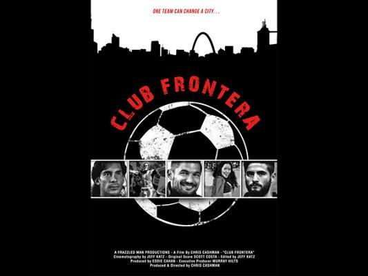 """Club frontera se presentará en el """"Festival futbol cine"""" de la CDMX"""