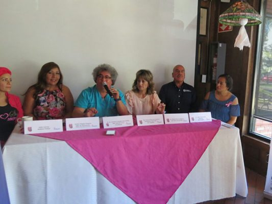 Realizan Quinta Carrera Pink Music Run 5km