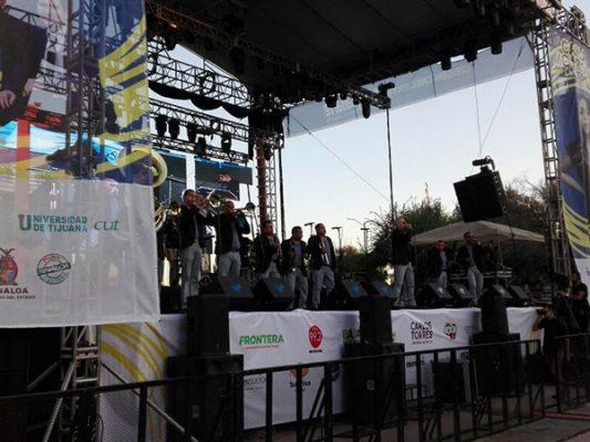 Inicia con banda Festival Entijuanarte 2017