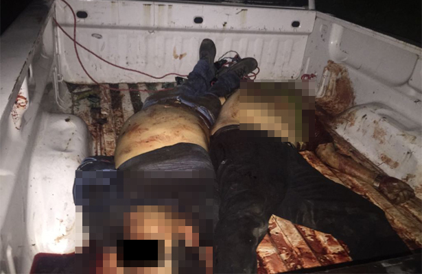 Asesinan a dos agentes ministeriales en Edomex