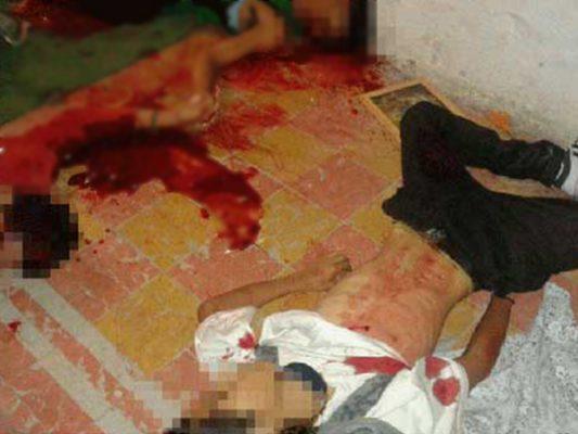 Masacre en vecindad de León; 4 muertos en atentado