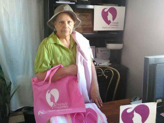 Invitan a donar para pacientes con cáncer