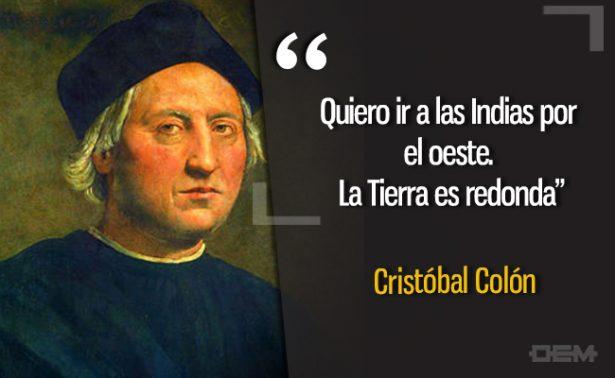 CRISTÓBAL COLÓN