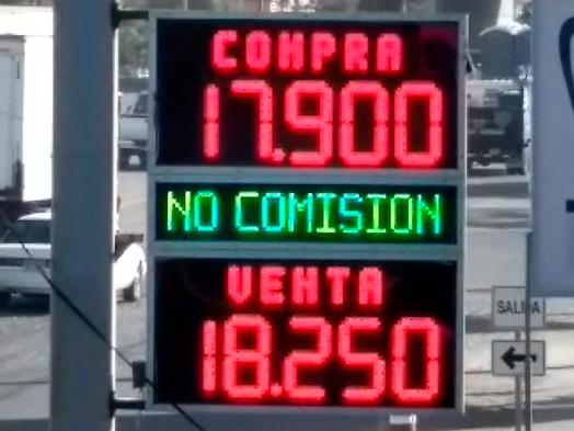 Dólar, Tipo de Cambio en Tijuana 💰